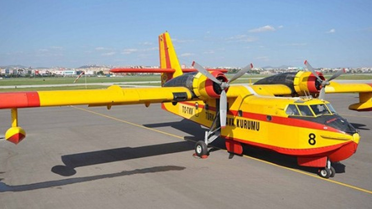 11 Büyükşehir Belediye Başkanı'ndan THK'nın yangın uçakları için açık çağrı