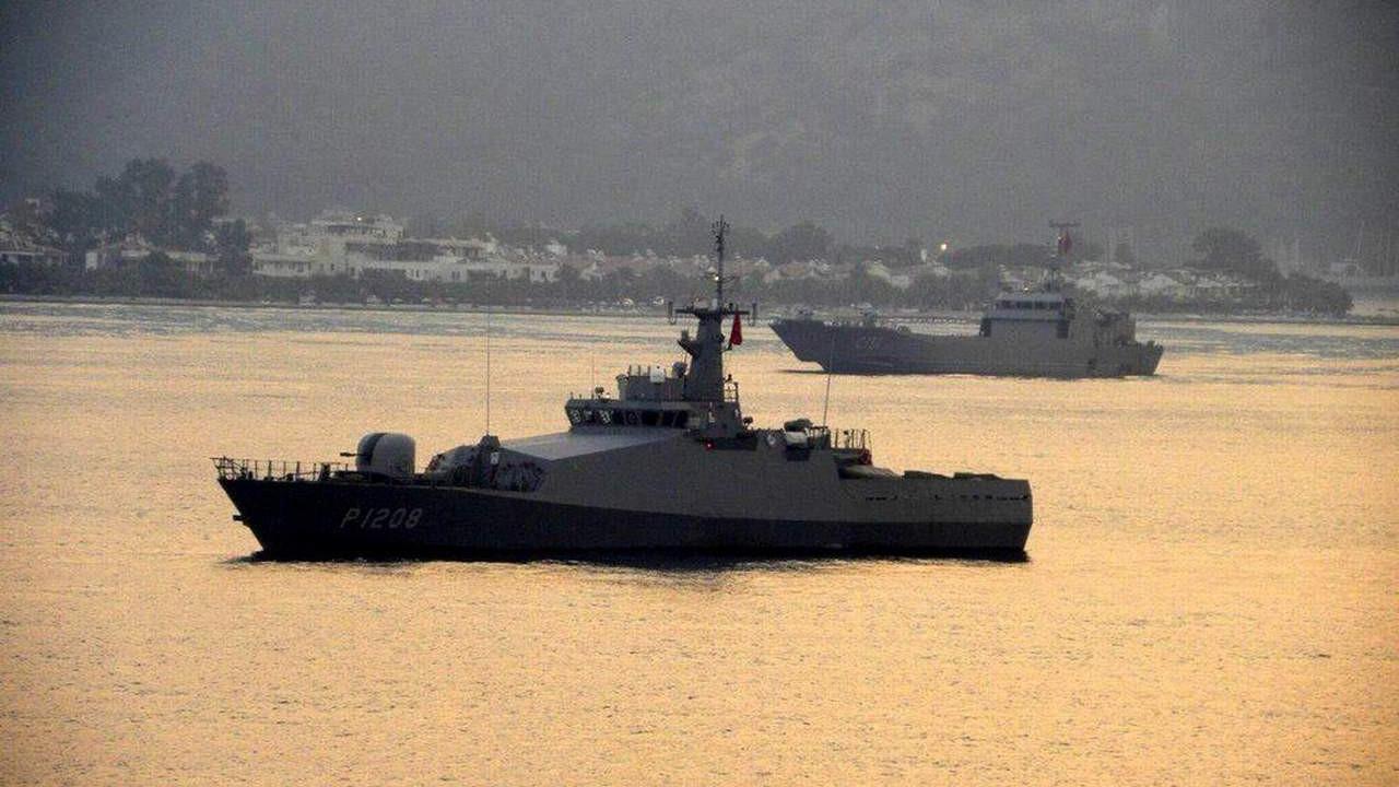 Muğla'da tahliyeye hazırlanılıyor! Gemiler Ören ve Milas'ta