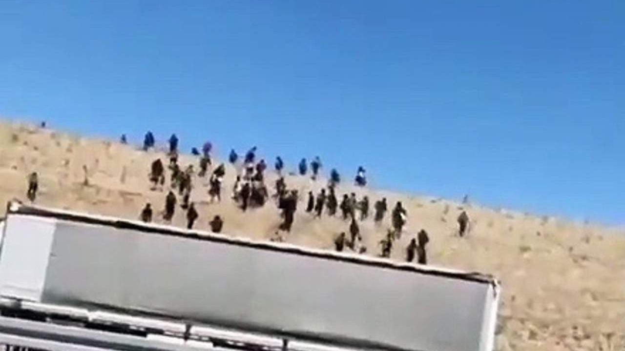 Dışişleri Bakanlığı yetkilisi: Türkiye'ye giren Afgan sayısını bilmiyoruz''