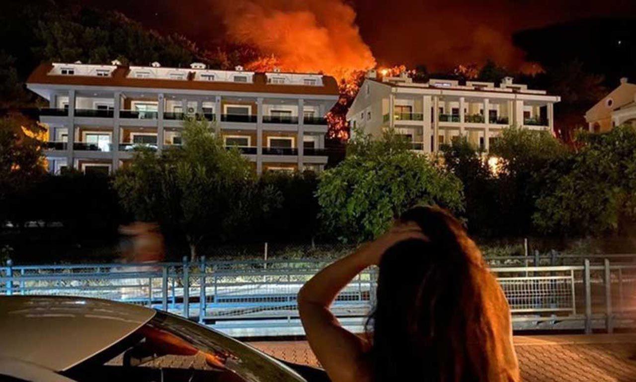 Orman yangınının çıktığı bölgelerden gelen bu fotoğraf yürek parçaladı - Resim: 4