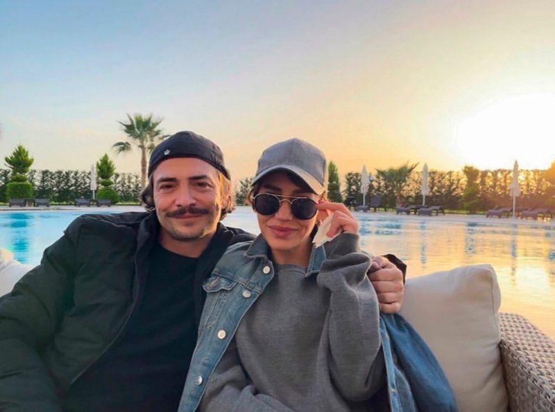 Ahmet Kural ve Çağla Gizem Çelik evleniyor - Resim: 1
