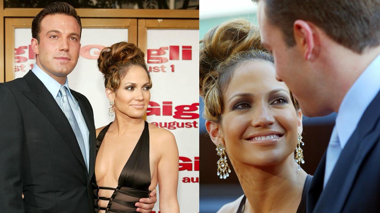 Ben Affleck'in Jennifer Lopez'e evlilik teklif ettiği yüzük yeniden gündemde