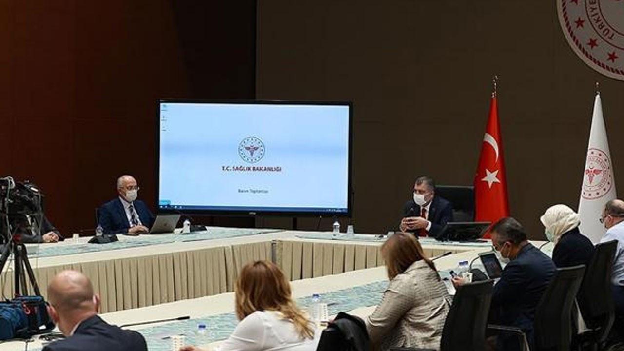Bakan Koca'dan Bilim Kurulu toplantısı öncesi kritik açıklama