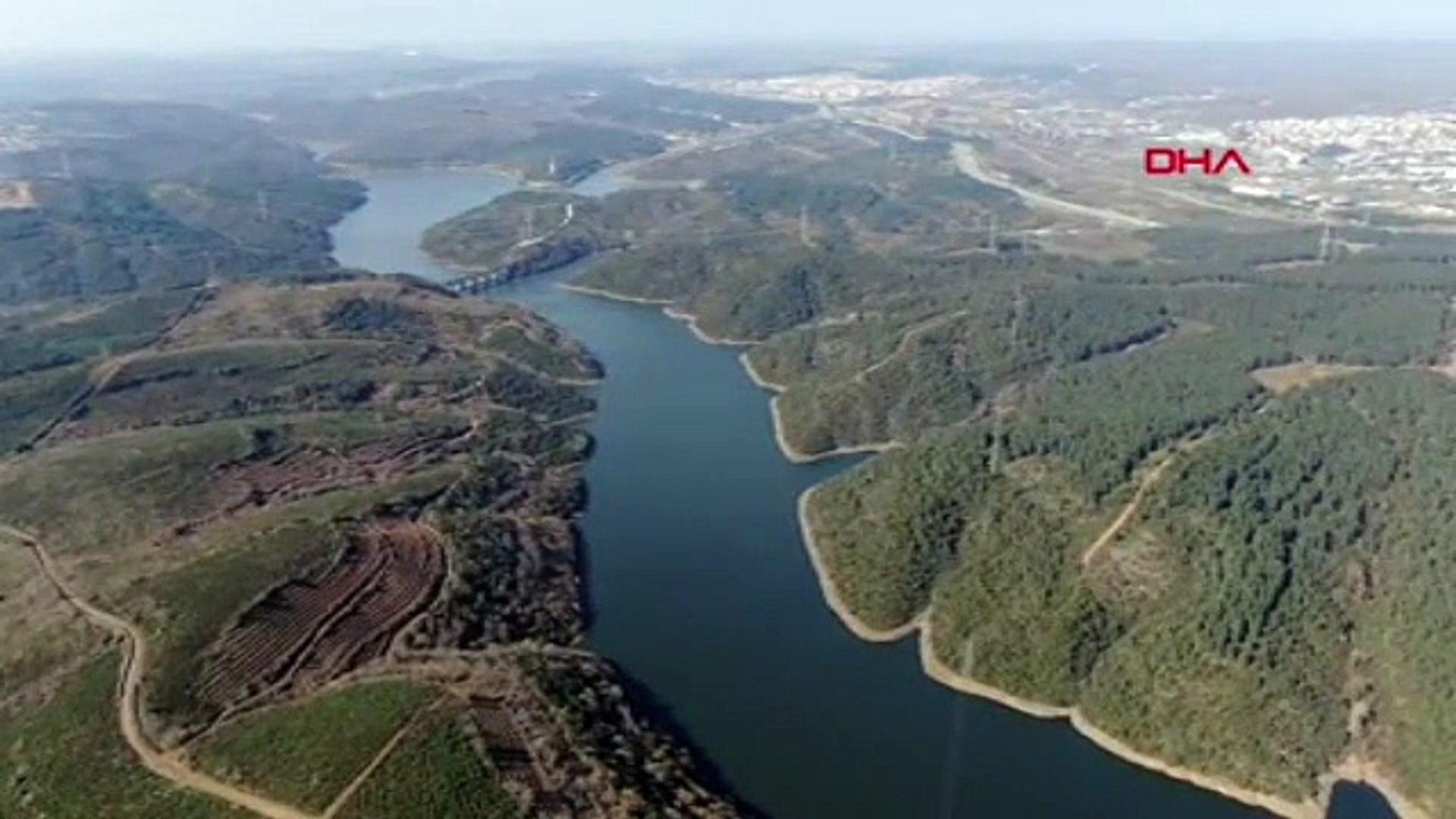 İstanbul'da su tüketiminde rekor