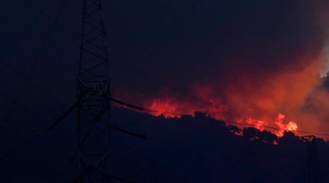 Milas'taki termik santraldeki yangından son durum - Resim: 4