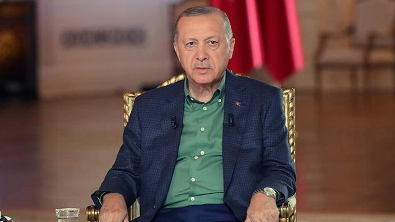 Erdoğan'ın ''yangın olur da canlı yanmaz mı'' açıklamasına sert tepki