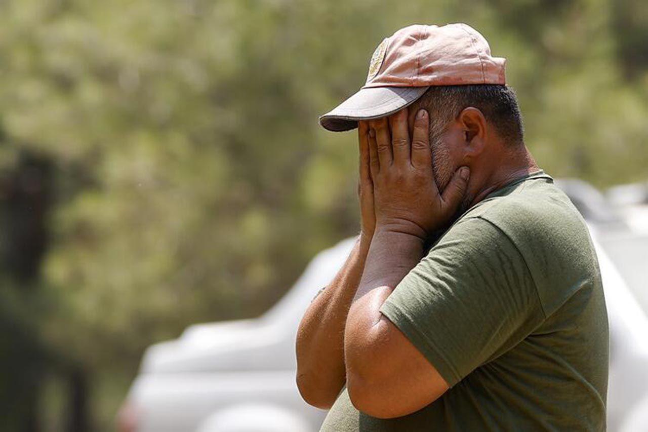 Alevlerin arasında kalan işçilerin telsizde söyledikleri duygulandırdı - Resim: 2