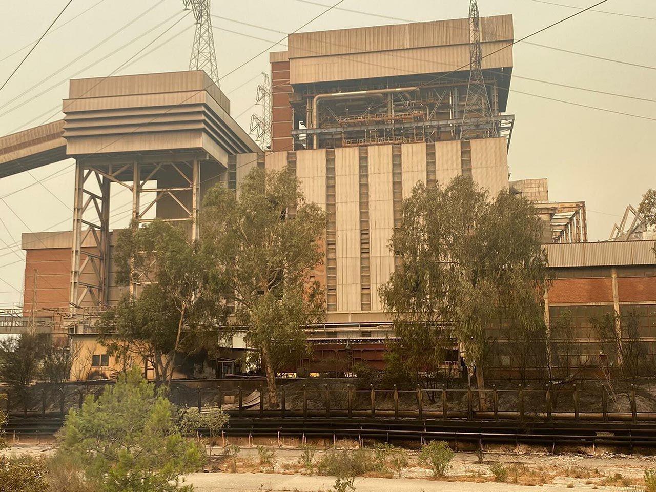 Termik santralde hasar var mı? Bakan son durumu açıkladı - Resim: 1