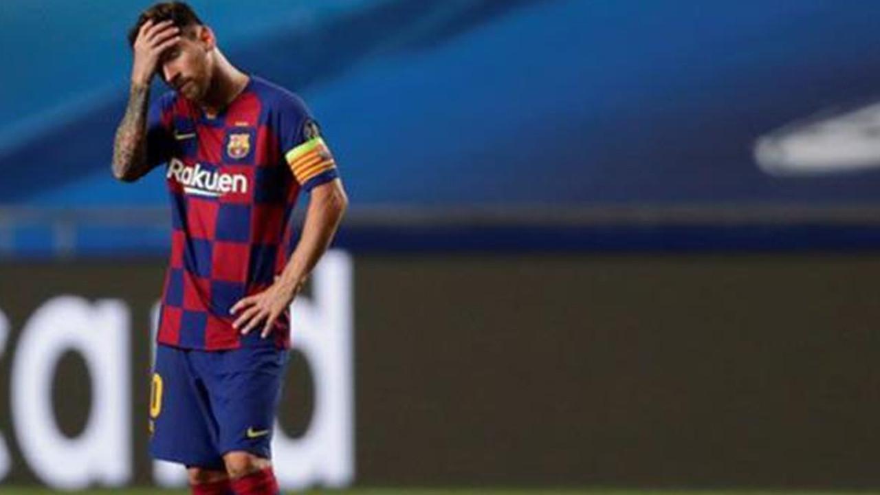 Bir devrin sonu: Barcelona, Lionel Messi'yle yolları ayırdı