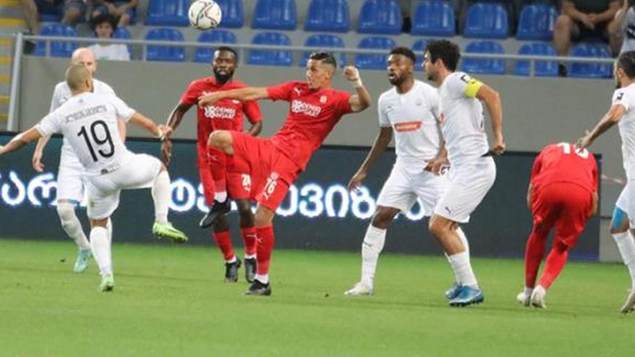 UEFA Konferans Ligi'nde Yiğidolar avantajı kaptı