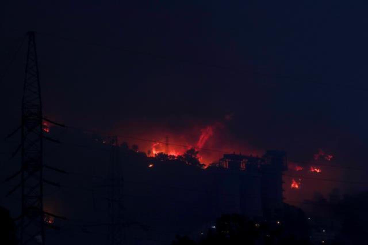 Milas'taki termik santraldeki yangından son durum - Resim: 3