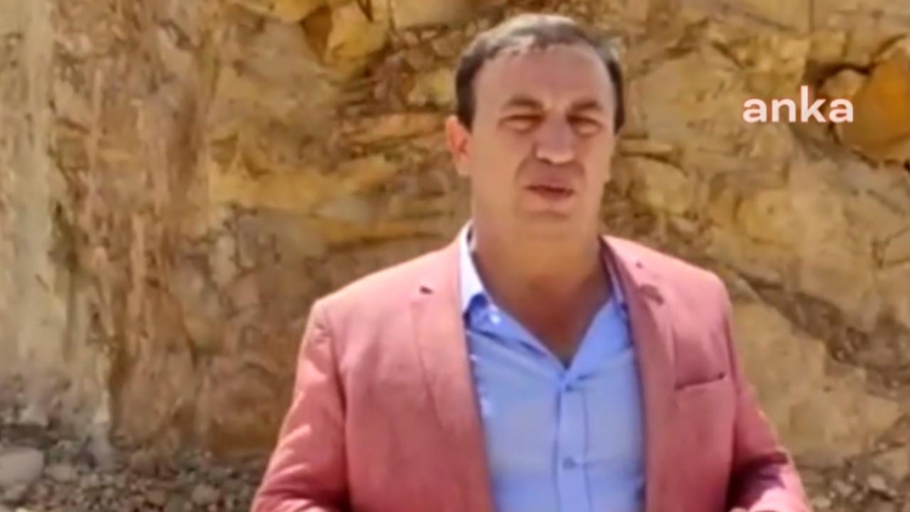 ''AK Partili belediye camiyi yıkmak istiyor''