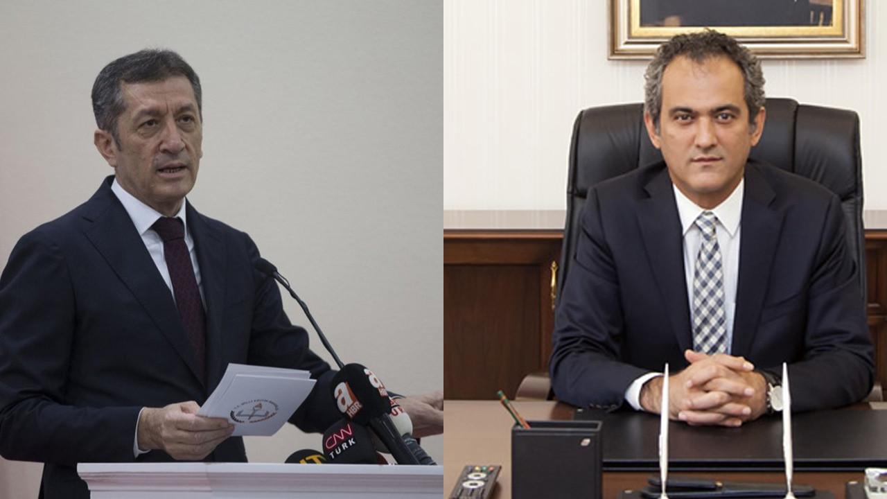 Milli Eğitim Bakanı Ziya Selçuk istifa etti! İşte yeni bakan!