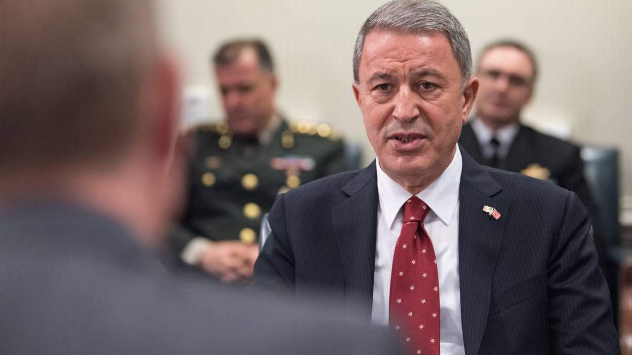 Bakan Akar'dan ''Afganistan'' açıklaması