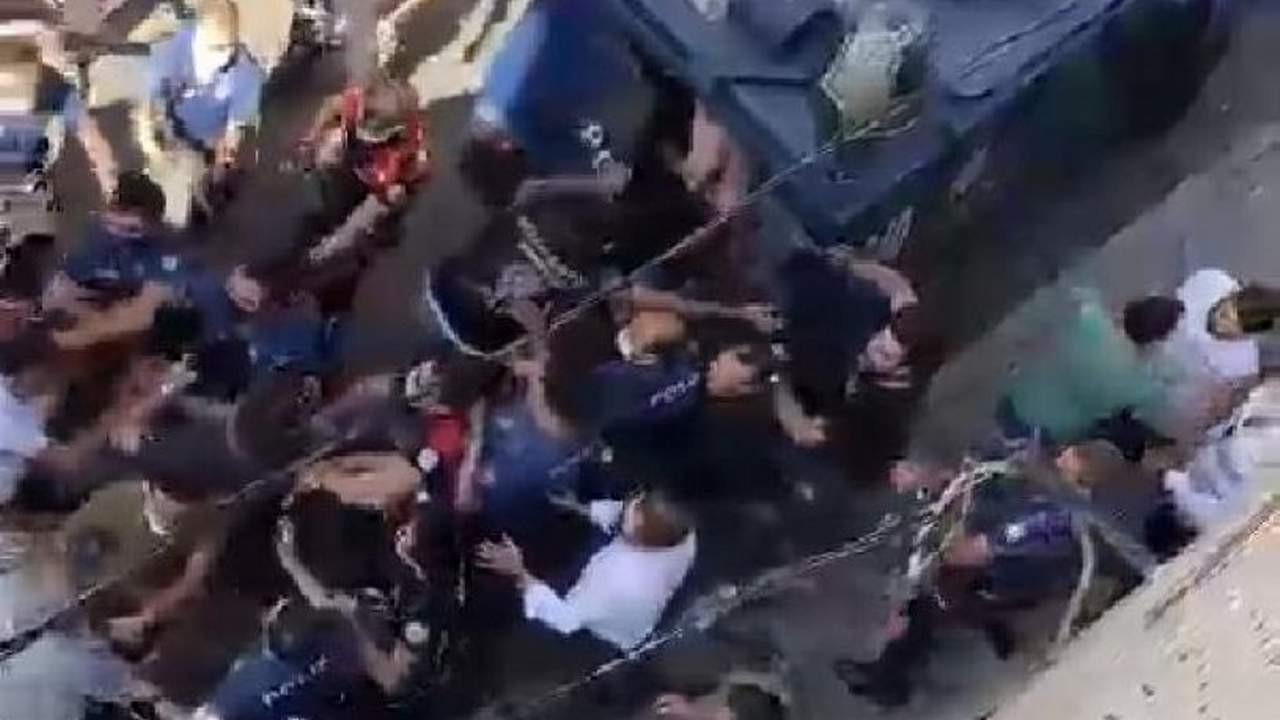 İstanbul'da 9 yaşındaki kız çocuğuna sığınmacı taciz etti iddiası!