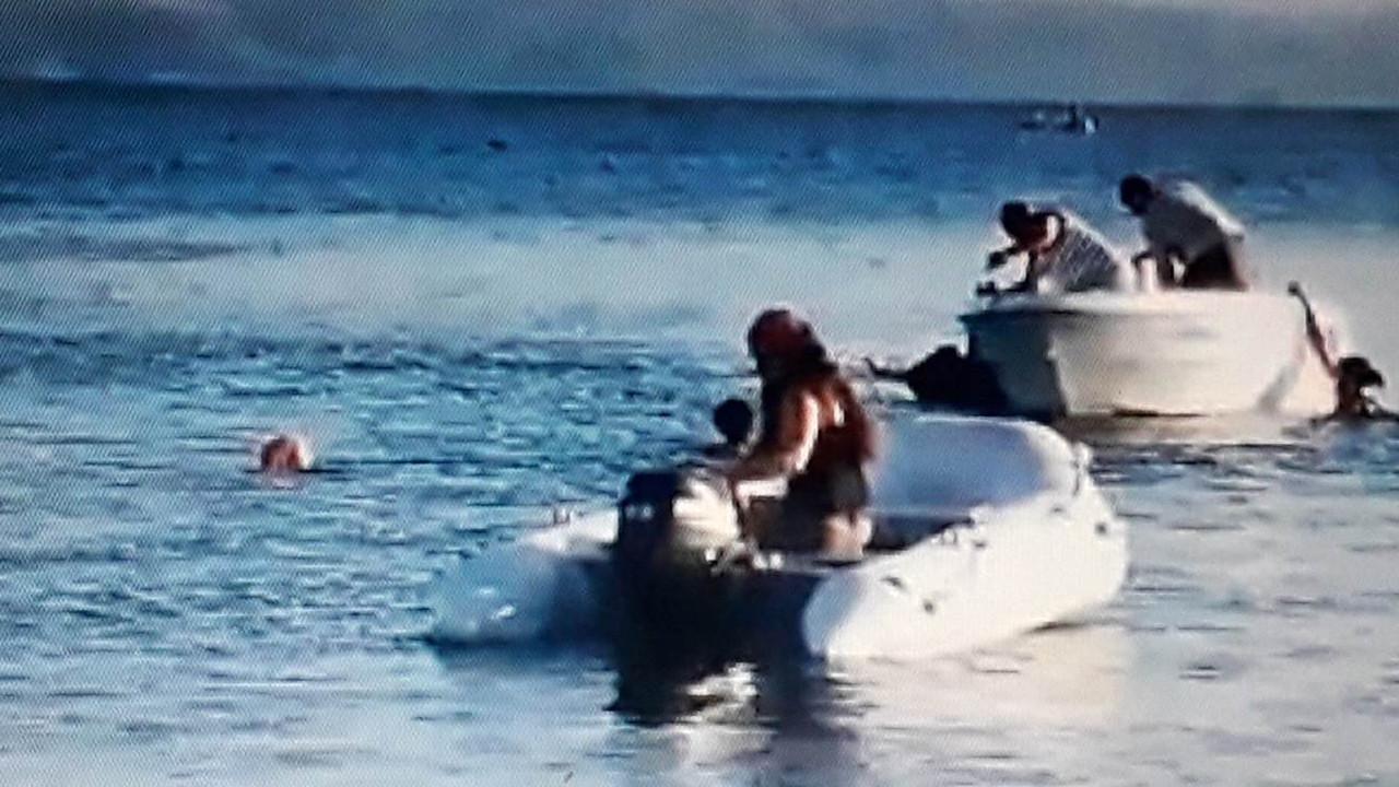 Denizde feci olay! 46 yaşındaki kadın hayatını kaybetti