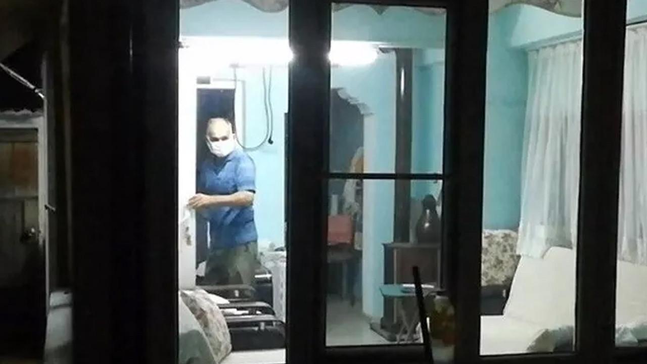 Emekli astsubayın sır ölümü
