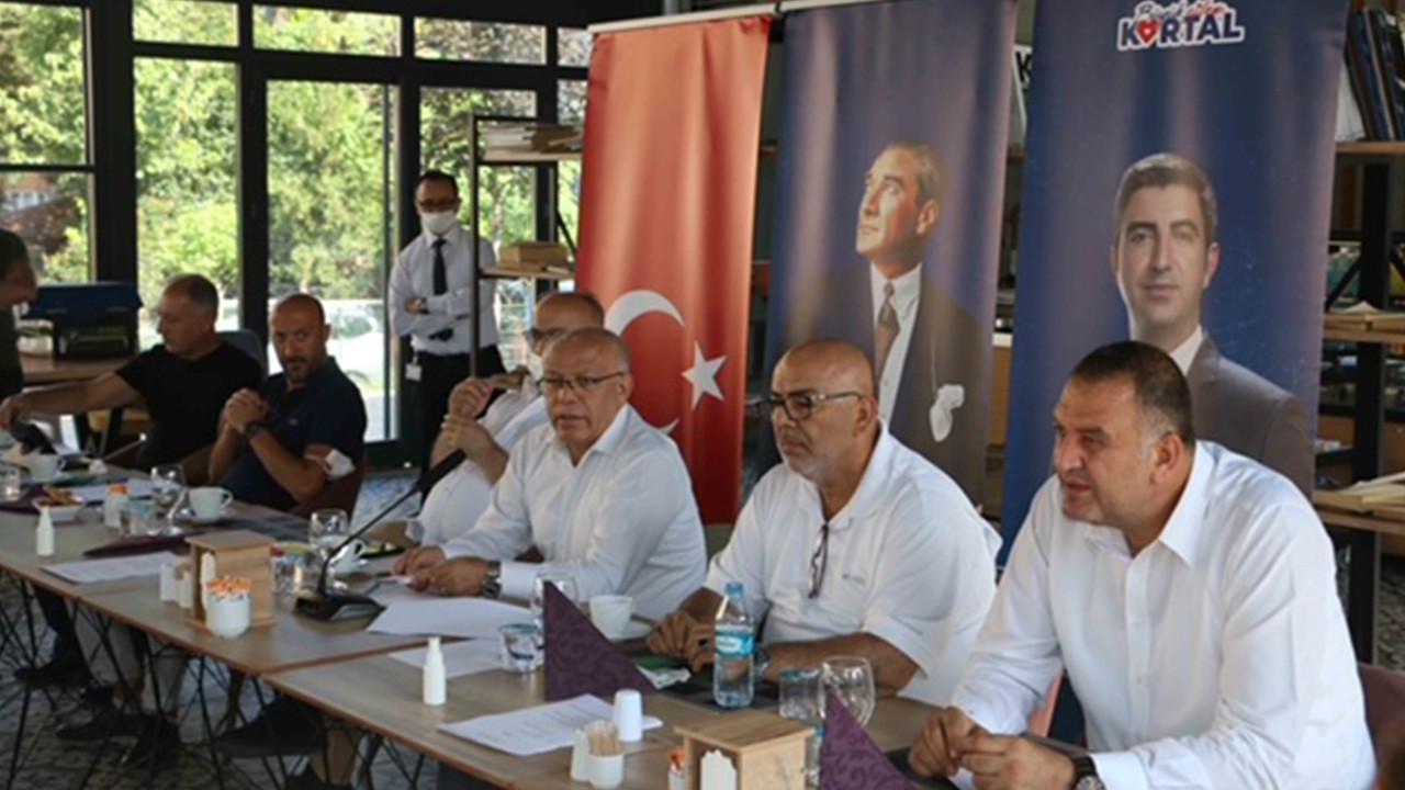 Kartal'da sorunlar Muhtarlar Toplantısı'nda masaya yatırıldı