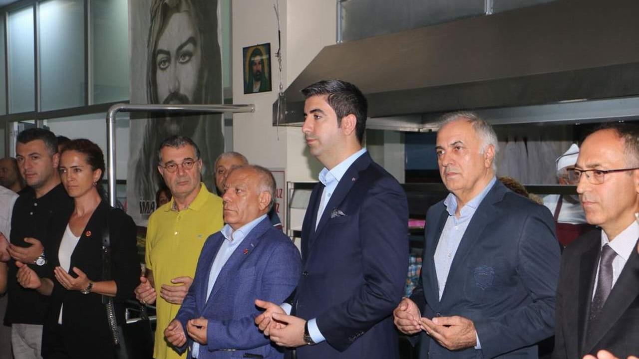 Kartal Belediye Başkanı Gökhan Yüksel: ''Paylaşmanın Ayı Muharrem'de Bir Olalım''