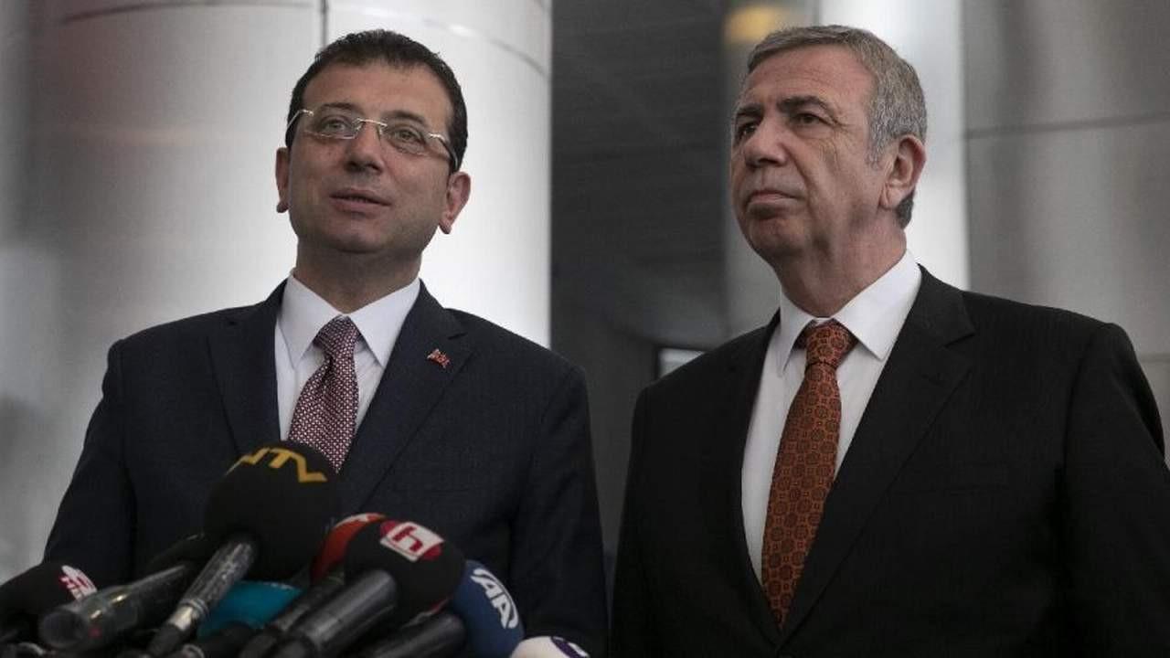 Nagehan Alçı: ''Mansur Yavaş ve Ekrem İmamoğlu'nun aday olma ihtimali kalmadı''