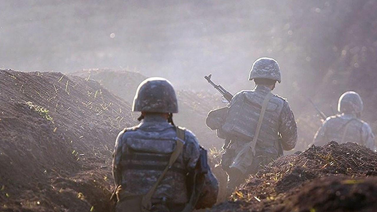 Ermenistan, Azerbaycan mevzisine saldırdı