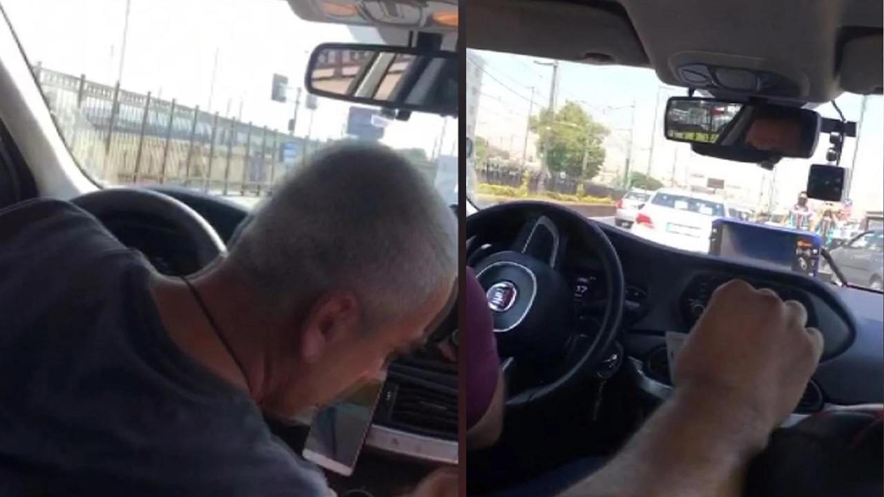 Polisi turist sanan taksici bakın ne kadar istedi