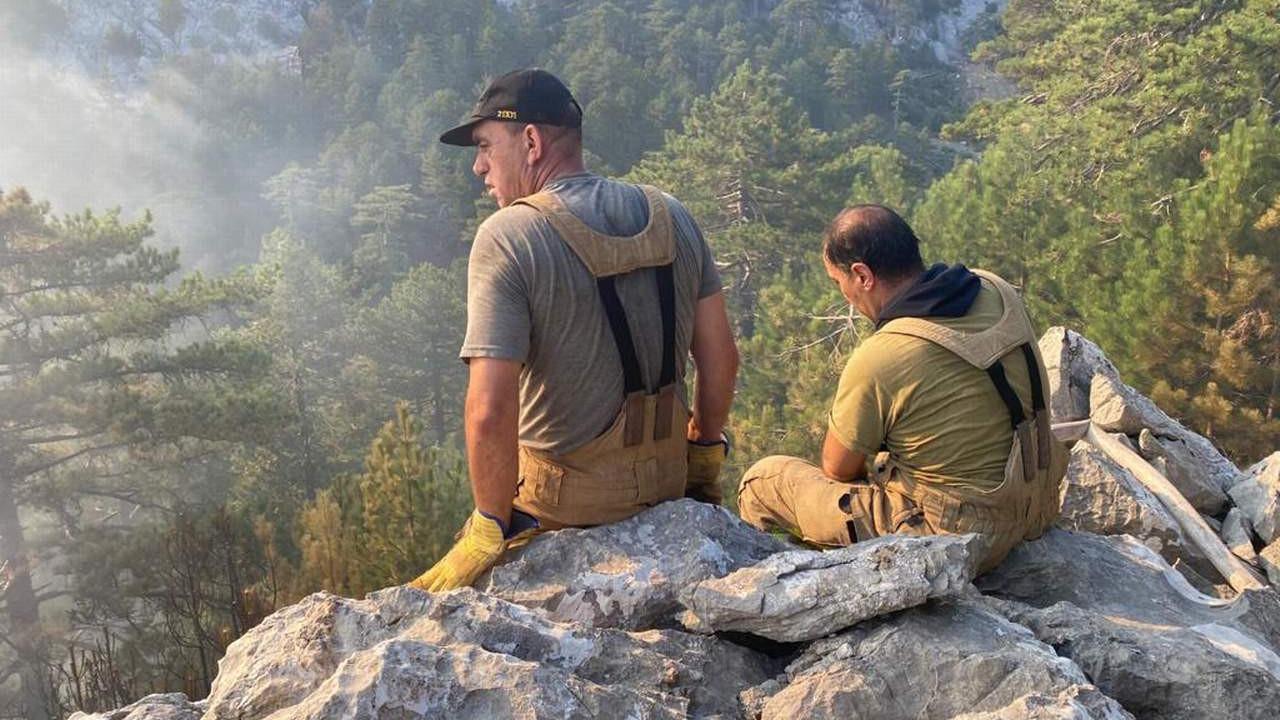 İBB ekipleri 12 gündür orman yangını mücadelesinde