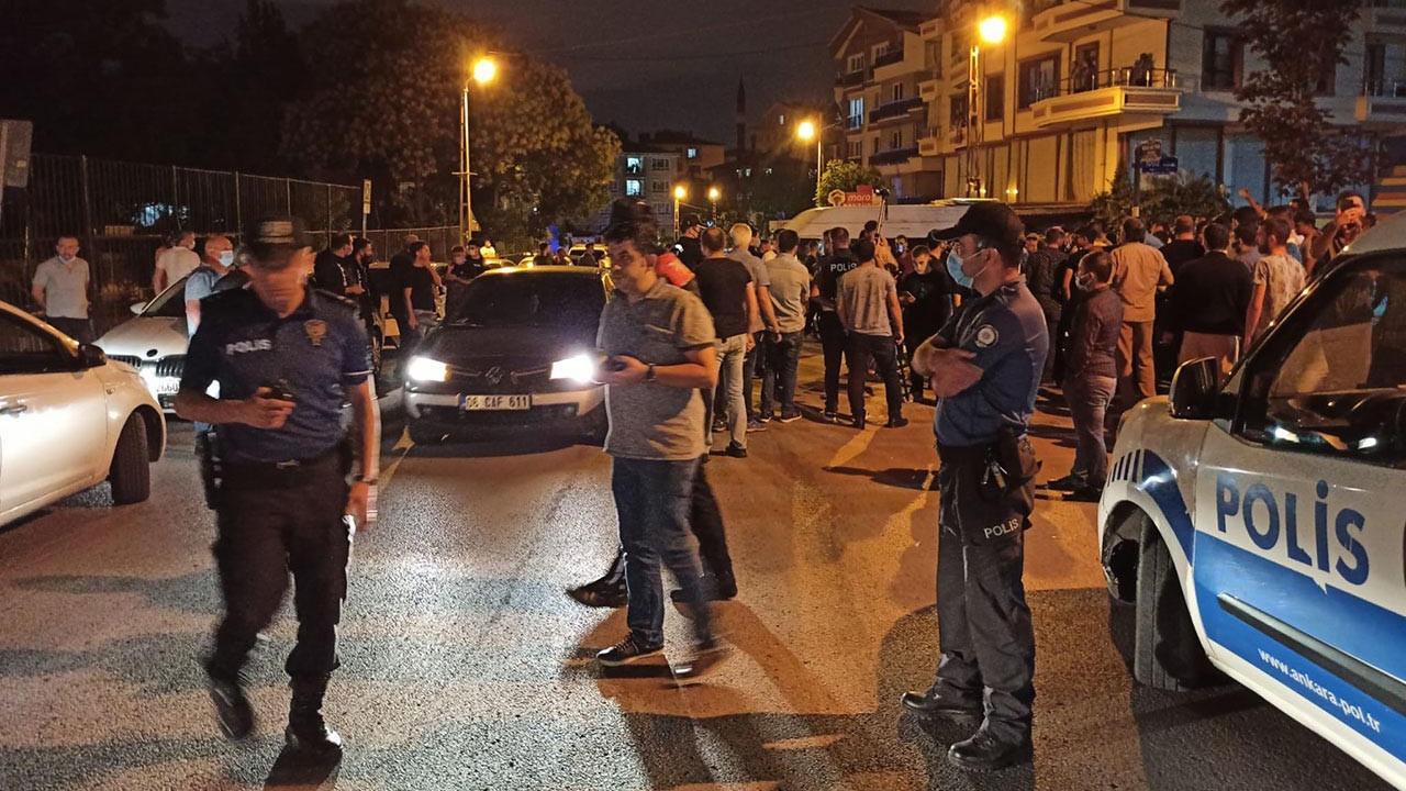 Ankara'da tehlikeli gerginlik: Yabancı uyruklularla kavga çıktı, bir genç öldürüldü