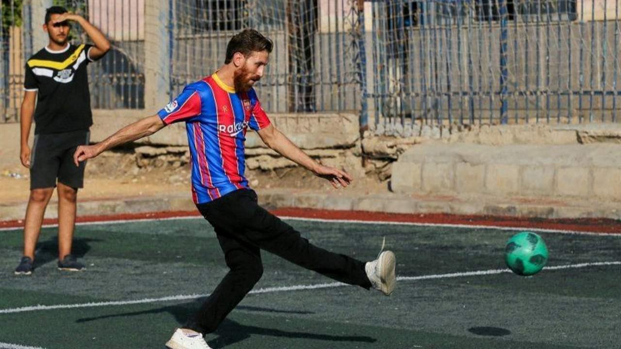 PSG'ye transfer olduğu açıklanmıştı... Meğer Messi Mısır'a transfer olmuş!