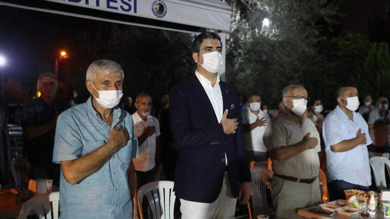 Başkan Yüksel, Muharrem Ayı Dolayısıyla Vatandaşlarla Bir Araya Gelmeye Devam Ediyor