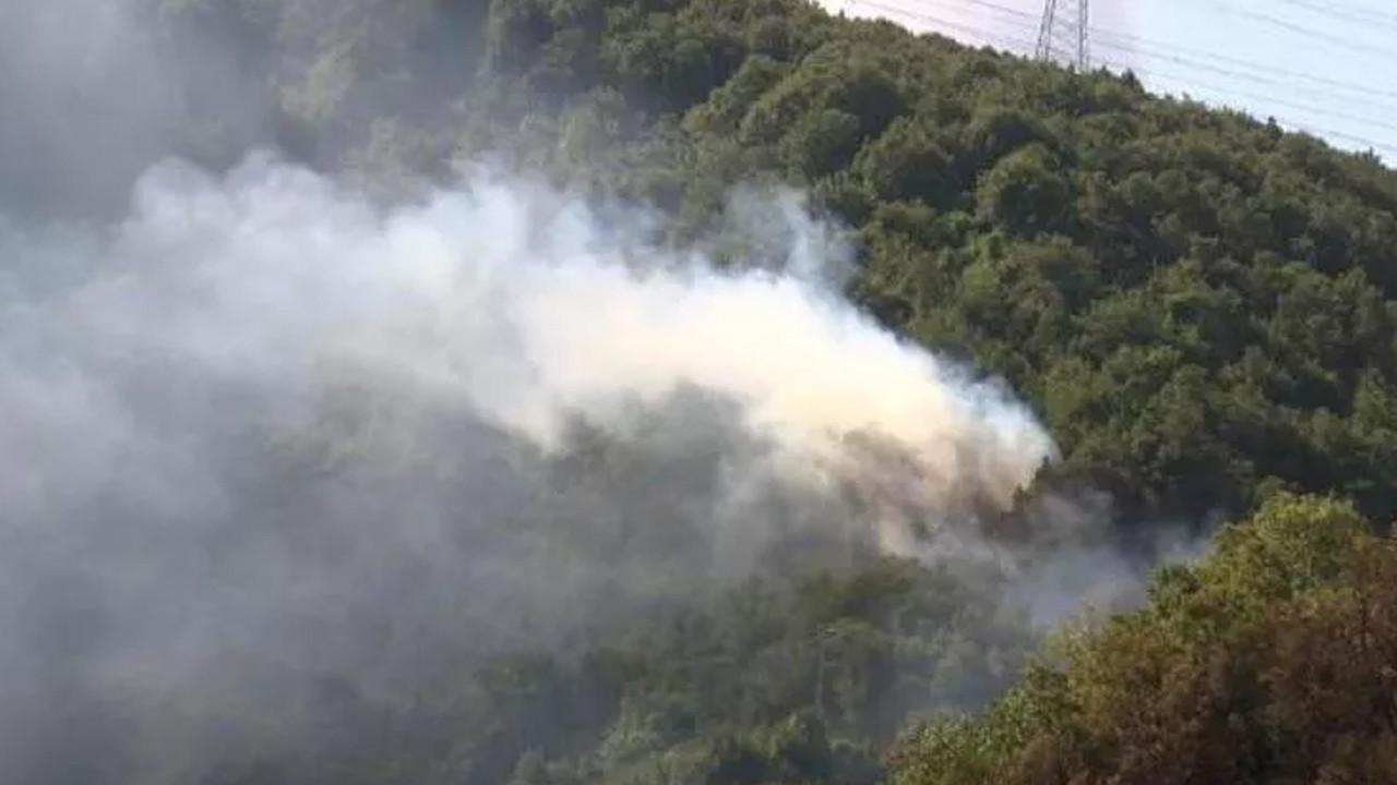 İstanbul'da aynı noktada üçüncü yangın