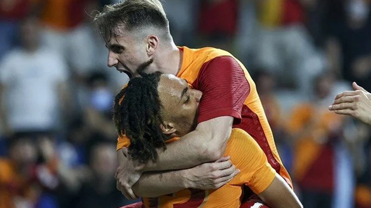 Galatasaray, St. Johnstone'u 4 golle geçti