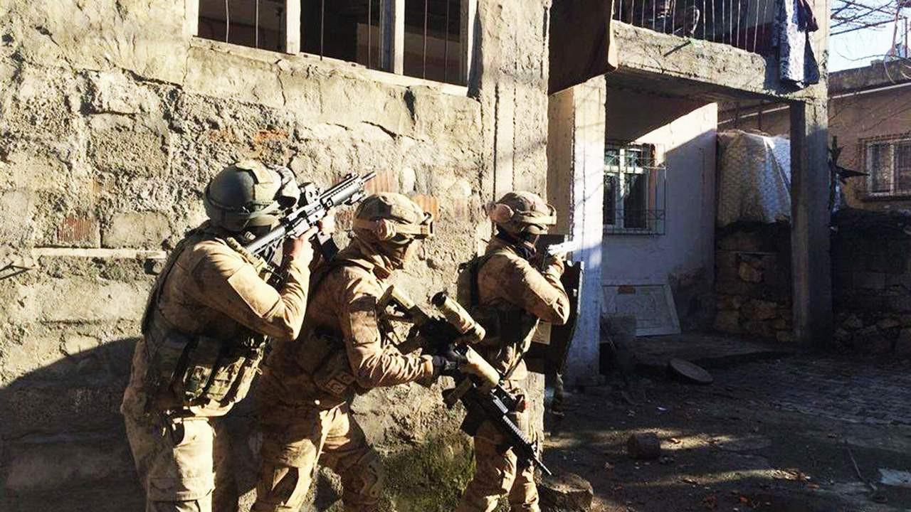Gaziantep'te PKK operasyonu: 12 şüpheli gözaltına alındı