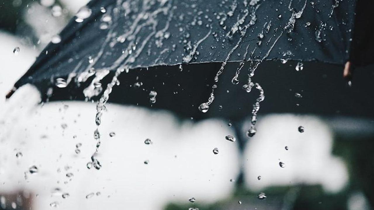 Sel, dolu, fırtına... Meteoroloji'den kuvvetli yağış uyarısı geldi