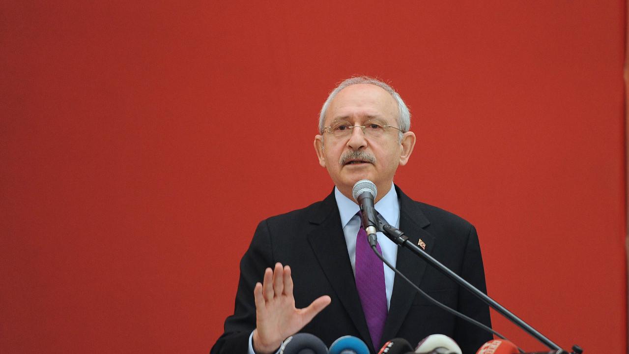 Kılıçdaroğlu, Erdoğan'ı böyle ''ti''ye aldı