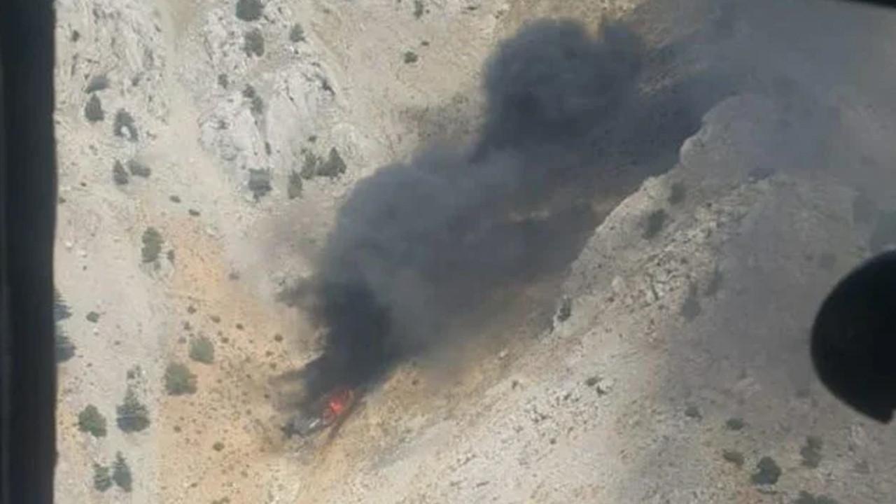 Uçak kazasından acı haber: 8 kişi hayatını kaybetti