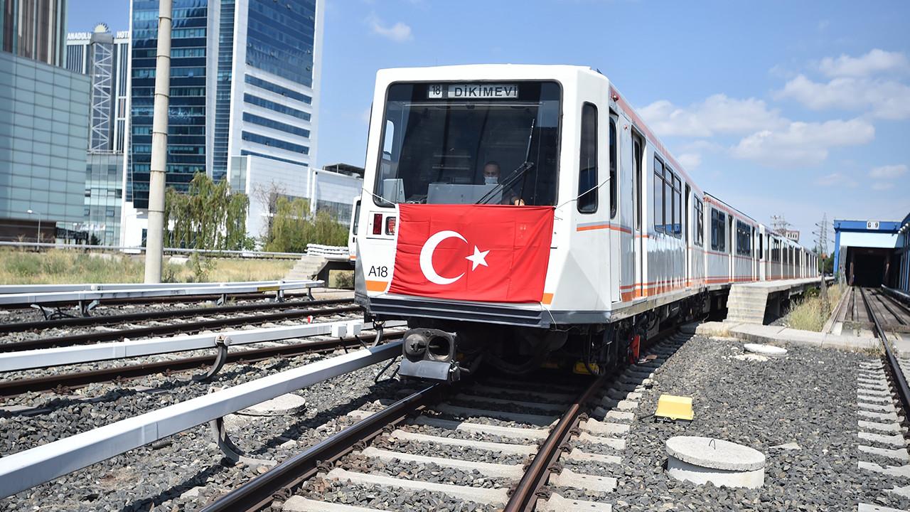 Ankara Büyükşehir Belediyesi'nden 1,5 milyon euroluk tasarruf
