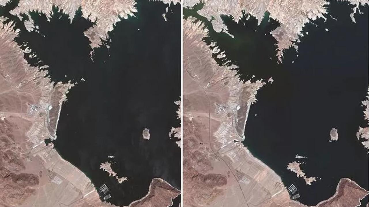 ABD'nin en büyük su rezervinde kıtlık ilan edildi