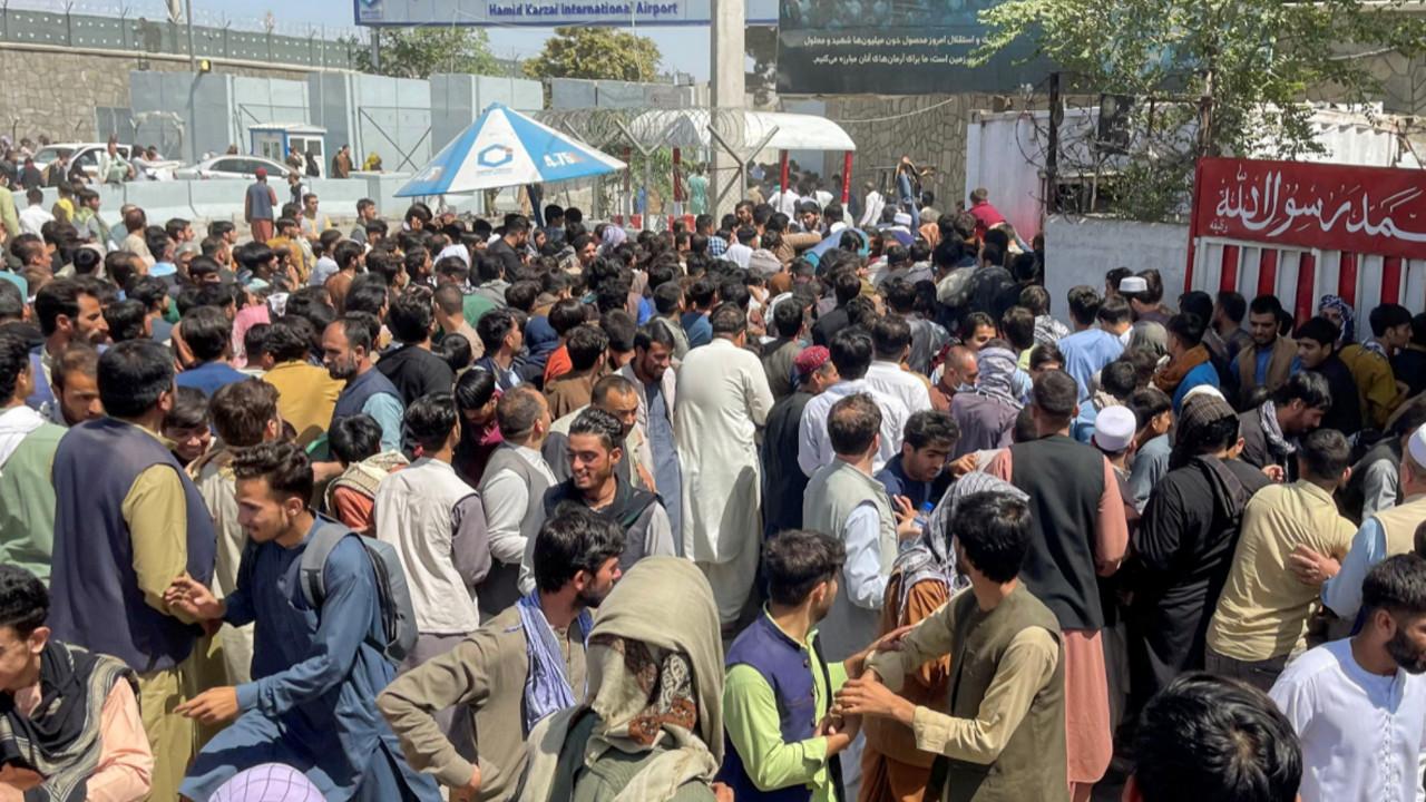 Afganistan'daki Türkler için tahliye açıklaması
