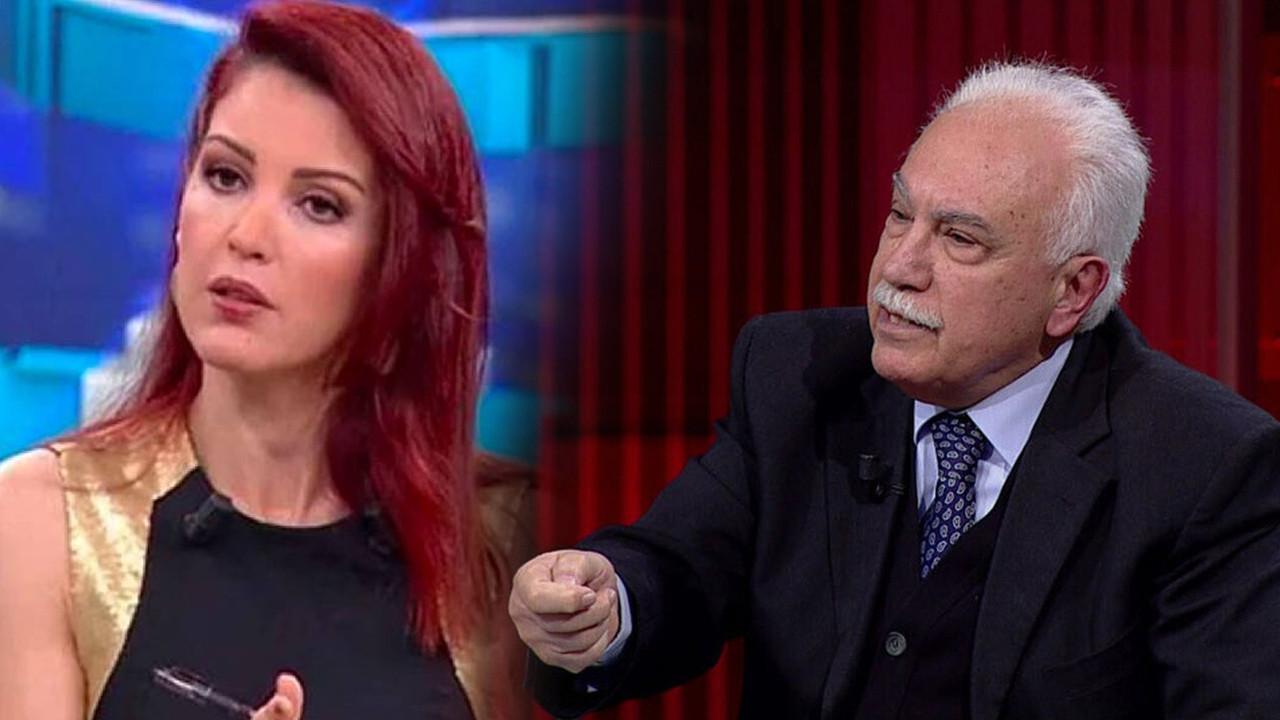 Nagehan Alçı'dan Perinçek'e: ''Siz insanları çıldırtmaya mı çalışıyorsunuz?''