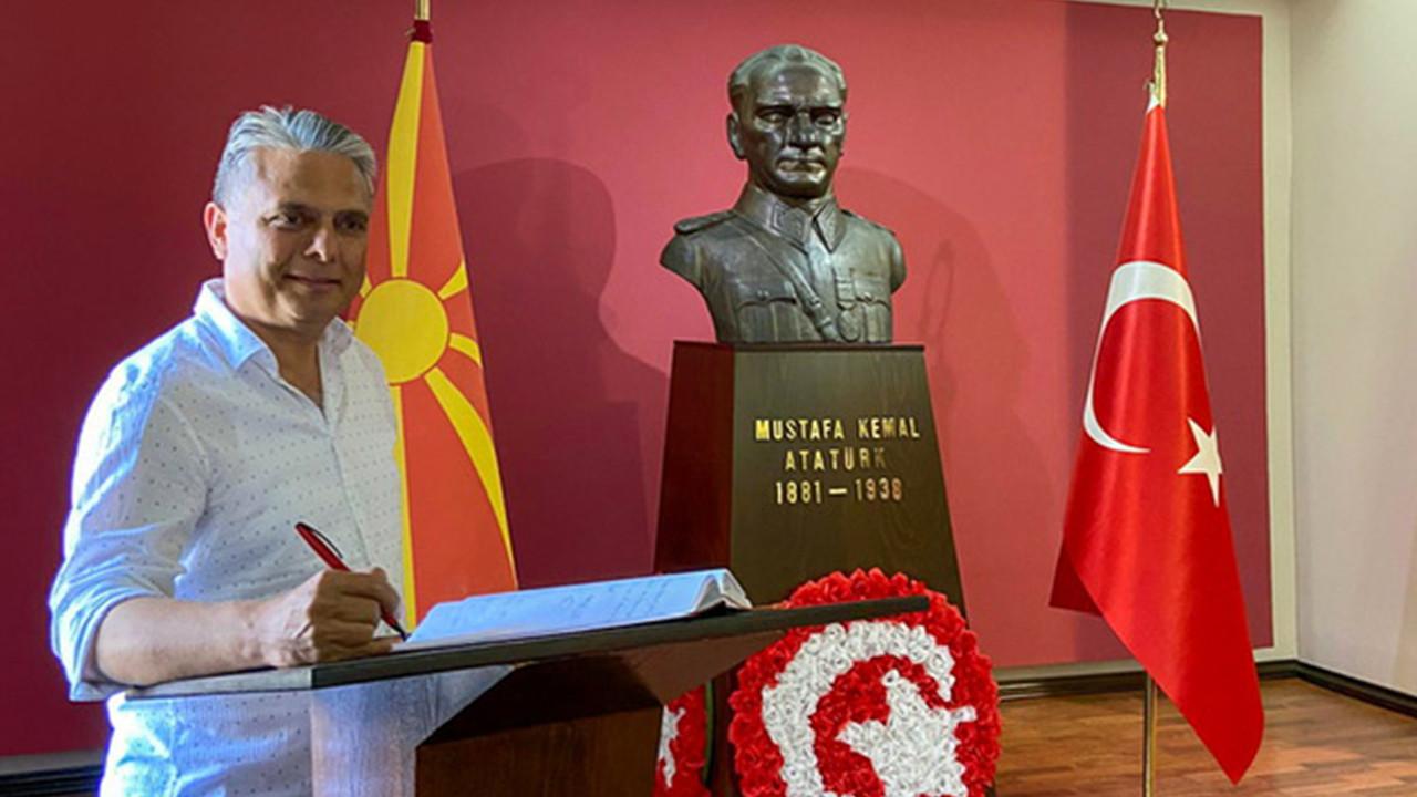 Başkan Uysal, Manastır Askeri İdadisi'ni ziyaret etti