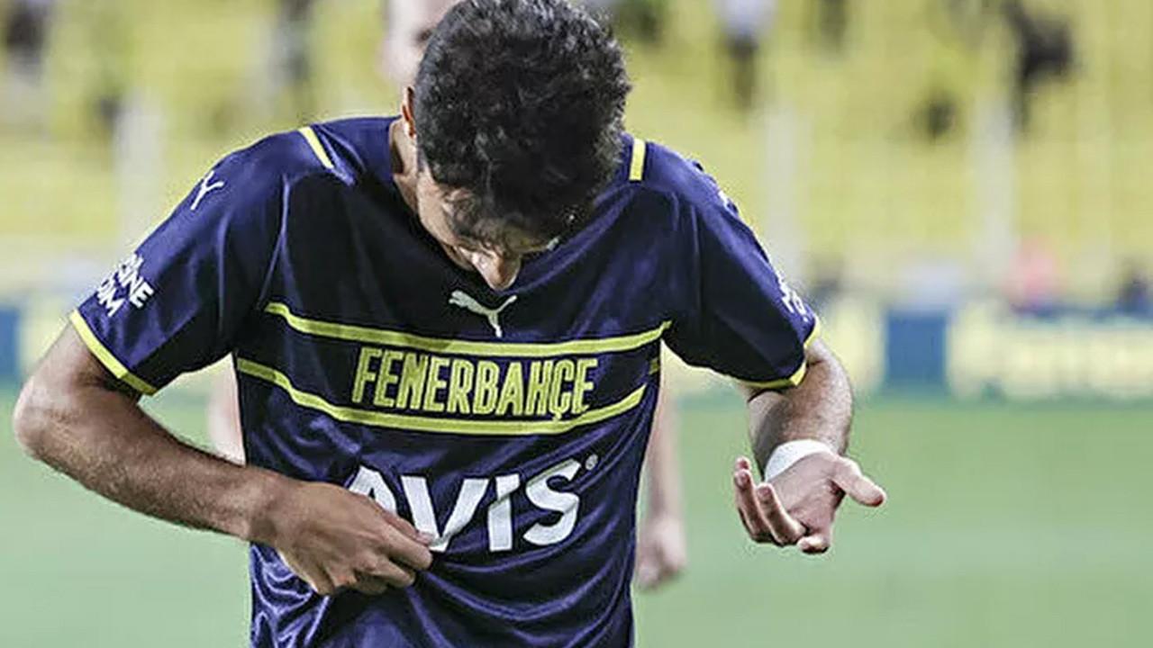 Sosyal medyayı yıkan olay: Fenerbahçeli genç yetenek gol sonrası formada armayı b ulamadı