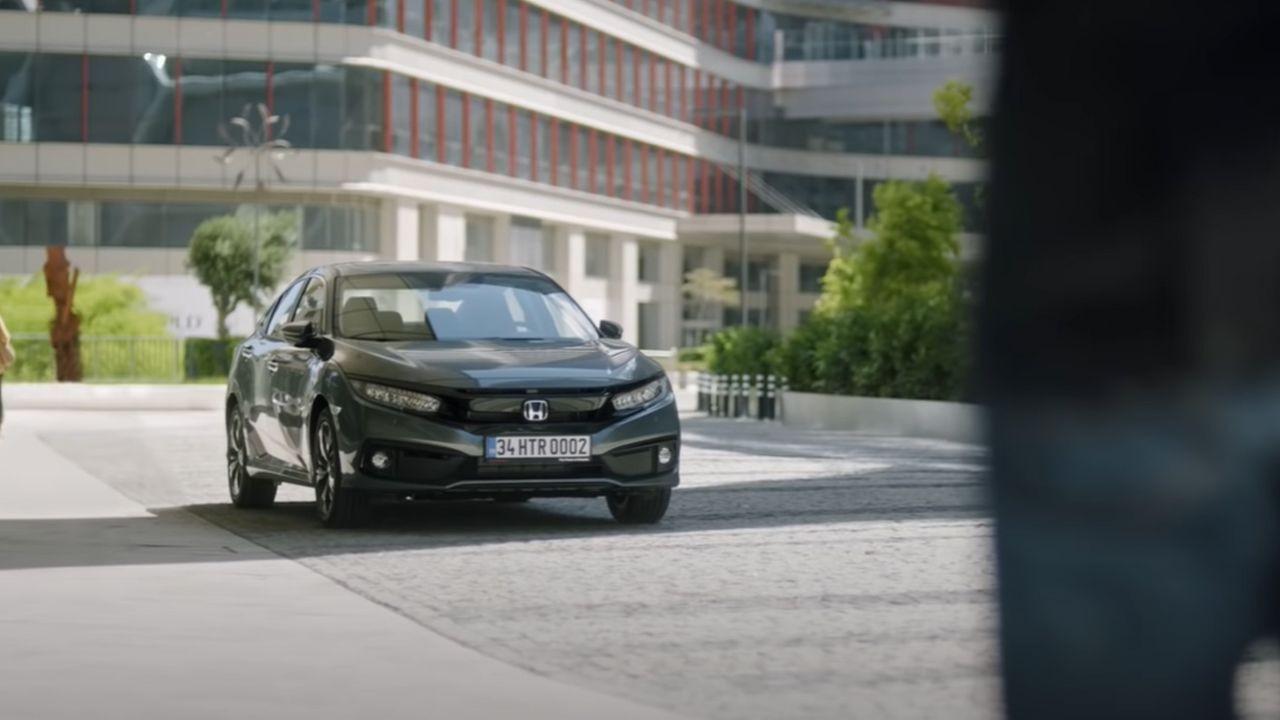 2021 Honda Civic fiyatına 53 bin TL'lik ÖTV indirimi