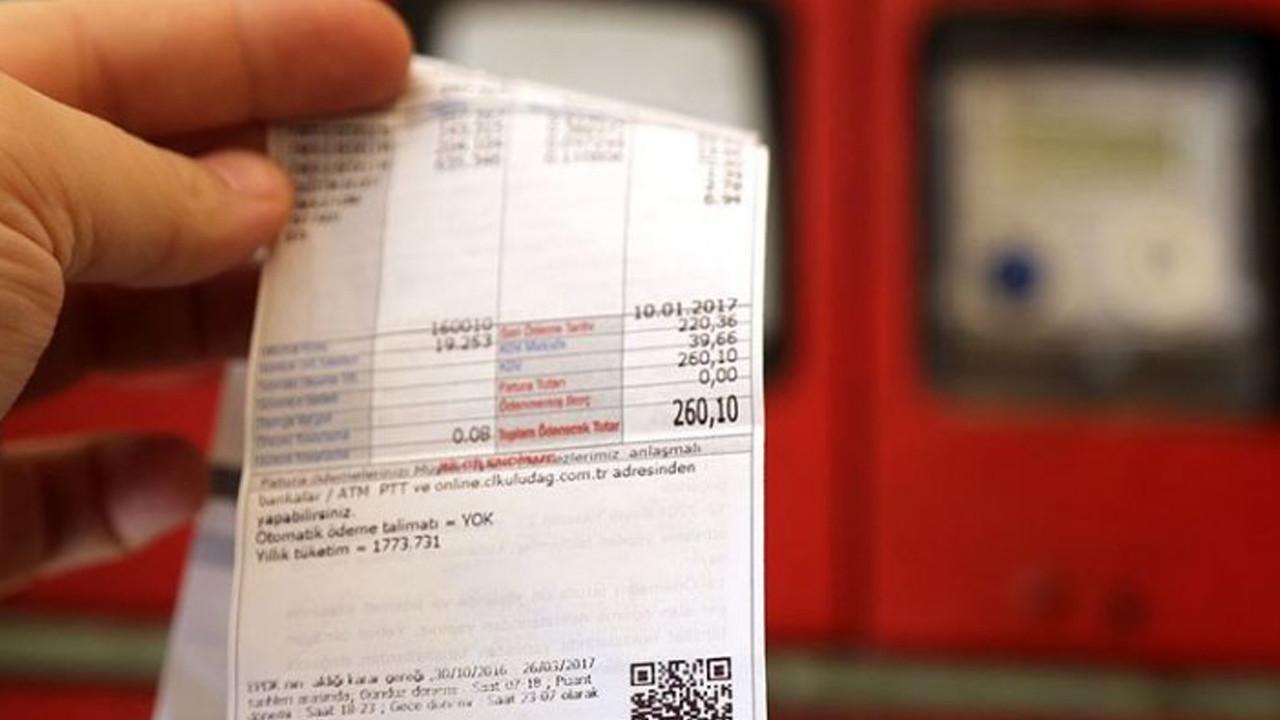 Elektrik faturalarına yapılan zamlar vatandaşı isyan ettirdi: Son 5 yılda...