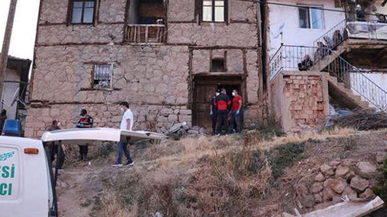 Dehşet evi: Eşi ve oğlunu öldürüp kendini astı