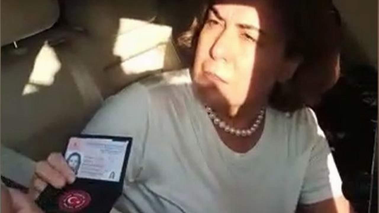 Polise hakaret eden AK Partili Zeynep Gül Yılmaz'dan 'pes' dedirten açıklama!