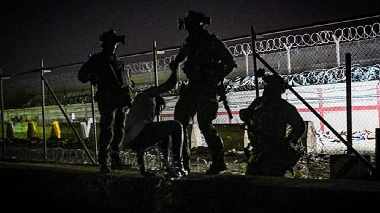 Kabil Havalimanı'nda çatışma