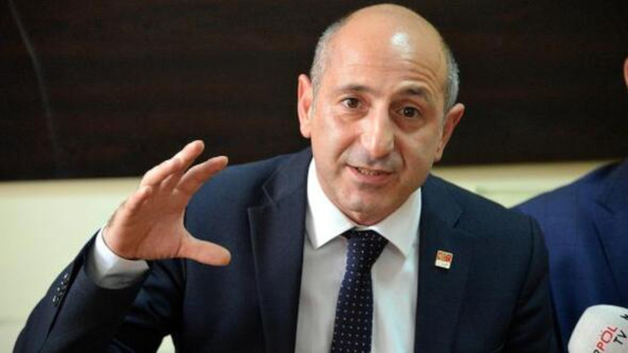 CHP'li Ali Öztunç'tan 3 yeni ilçe önerisi