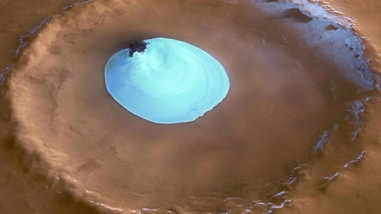 Kızıl gezegen Mars'ta her şeyi değiştirecek keşif