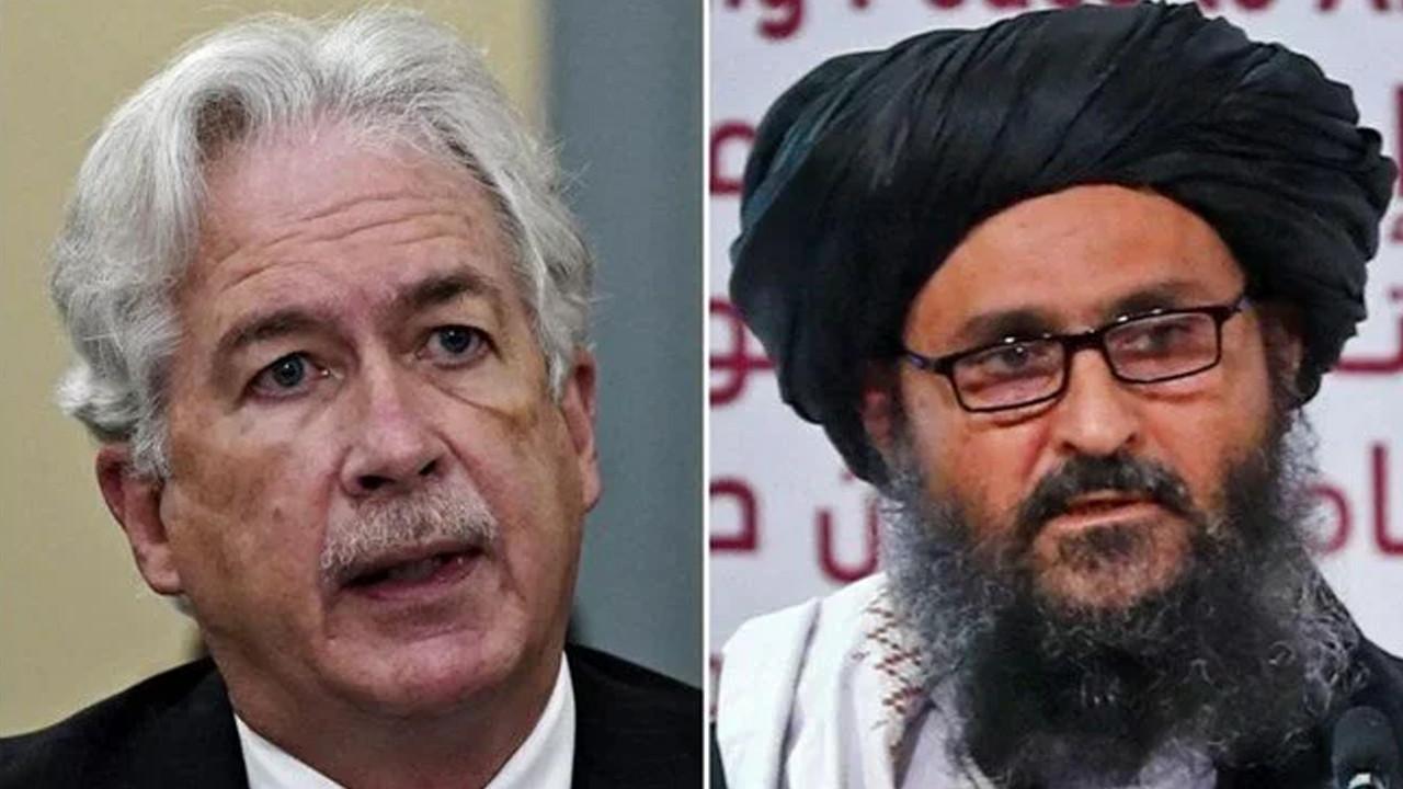 CIA Başkanı ile Taliban lideri Baradar Kabil'de görüştü